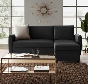 "81.5"" Reversible Sleeper Sofa /Bed - NEW IN BOX for Sale in Santa Ana, CA"