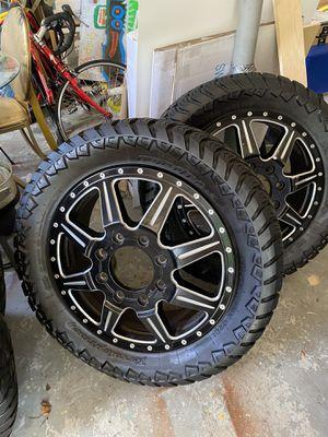 Dually tires and rims for Sale in Atlanta, GA