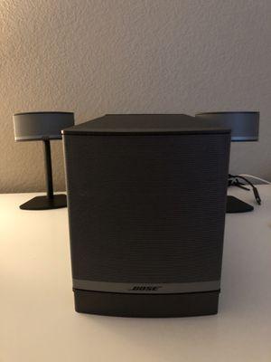 Bose Companion 5 Speaker System for Sale in Vallejo, CA