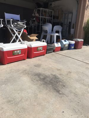 Coolers for Sale in Indian Springs, NV
