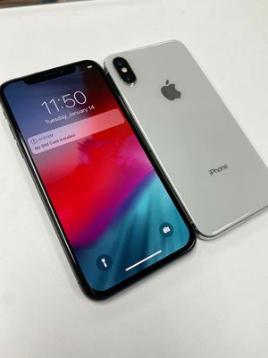 256GB Apple iPhone X AT&T Cricket H2O for Sale in Tacoma, WA