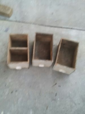 Decration boxes for Sale in Salida, CA