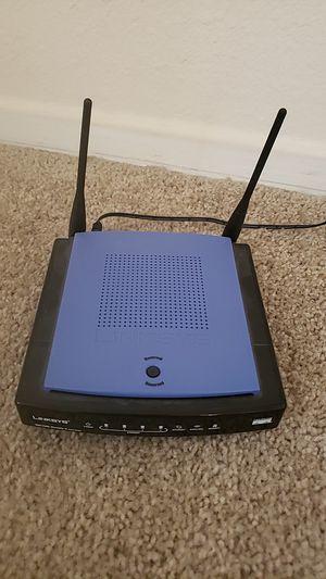 Linksys WRT150N wireless home router for Sale in Scottsdale, AZ