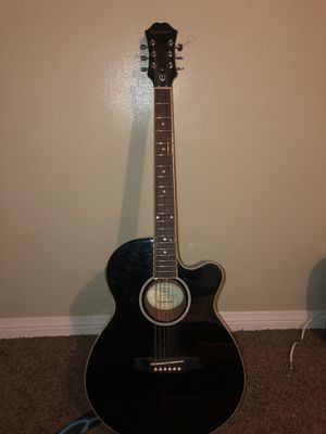 Epiphone PR-4E Acoustic Electric Guitar for Sale in Santa Ana, CA