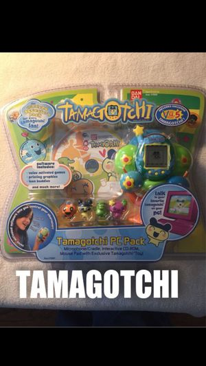 Tamagotchi collectible toy!! for Sale in Gardena, CA