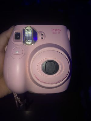 instax Mine 7s Polaroid camera for Sale in Sacramento, CA