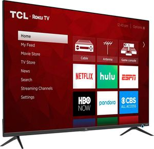 TV TCL 55 inch for Sale in Hurst, TX