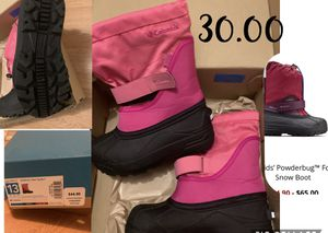 Snow boots Columbia girl for Sale in Davie, FL