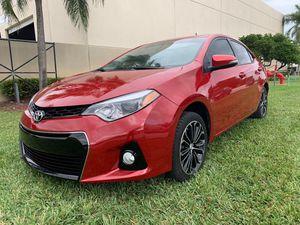 2016 Toyota Corolla S 11k miles for Sale in Miami, FL