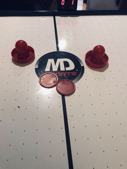 Air hockey table brad new for Sale in Chantilly,  VA