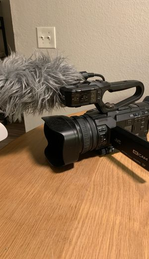 JVC 4k video camera for Sale in Renton, WA