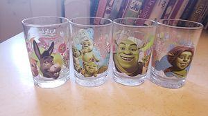 Shrek McDonald's glasses for Sale in Spokane, WA