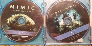 Mimic 1, 2 & 3 blu-ray movies for Sale in East Gull Lake, MN