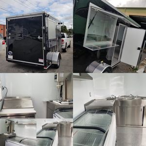 Ice cream trailer/ trailer para helados USA METALCRAFT for Sale in Miami Springs, FL