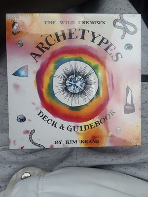 Archetypes deck and book for Sale in Kenosha, WI
