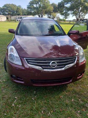 2012 Nissan Altima for Sale in Plant City, FL