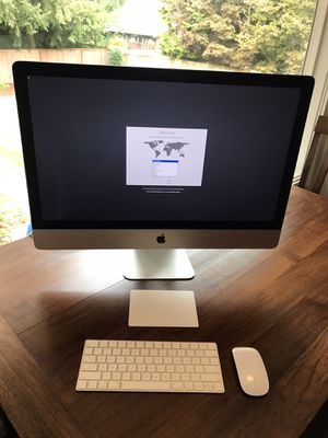 2017 iMac for Sale in Lynnwood, WA