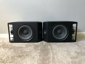 Bose 301 Series IV Direct Reflecting Bookshelf Speakers for Sale in Mount Prospect, IL