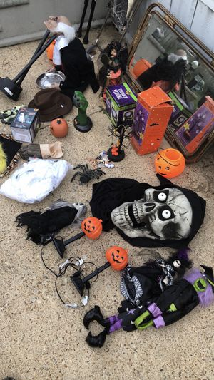 Halloween decorations for Sale in Newport News, VA