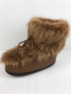 100% Authentic Louis Vuitton Ladies Lv fur off piste boots. Sold out for Sale in MIDDLE CITY WEST, PA