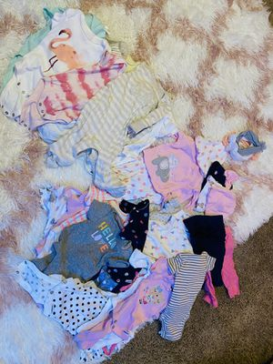NB & 0-3 months baby girl clothes for Sale in Las Vegas, NV