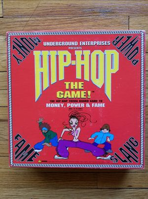 Hip Hop Trivia Board Game *Brand New* for Sale in Wall Township, NJ