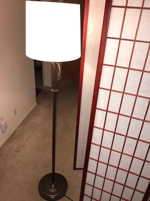 Stand up lamp for Sale in Philadelphia, PA