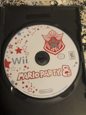 Nintendo Wii Mario Party 8 for Sale in Davenport, FL