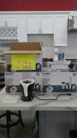 Comfee table blender/smart boiling kettle for Sale in Ontario, CA