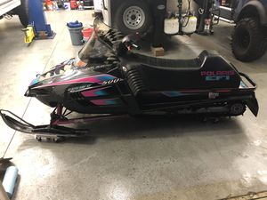 1995 polaris Indy 500 efi 40th anniversary edition sks for Sale in Snohomish, WA