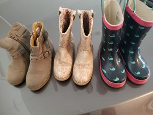 Size 10 and 11 Girls Boots for Sale in Pensacola, FL