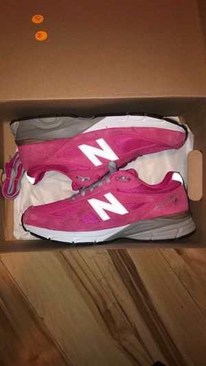 Pink New Balance 990v4 sz 10.5 for Sale in Stafford, VA
