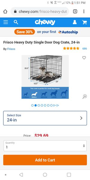 Small Dog Kennel for Sale in Hermitage, TN