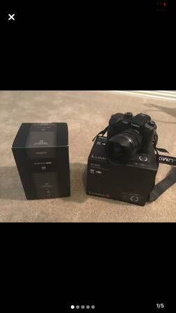 Panasonic GH5 w/Olympus M.Zuiko 7-14mm F2.8 Pro Lens for Sale in Dallas, TX