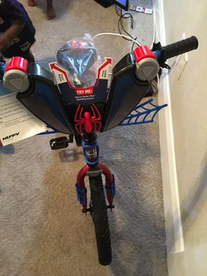 Spider Man Bike for Sale in Tampa, FL