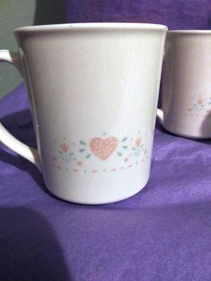 Vintage CorningWare mugs for Sale in Mount Washington, KY