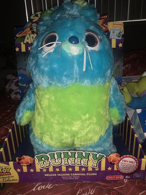 Bunny Plushie Toy story 4 for Sale in Compton, CA