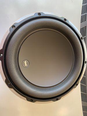 """290$ 1 Sub JL audio w6 10"""" Just sub not box for Sale in Phoenix, AZ"""