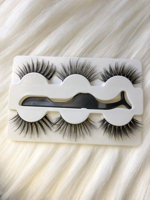 3 Pairs of Beautiful Long and Full Lashes for Sale in Claremont, CA