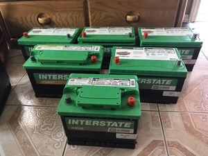 ONLY. NEW BATTERIES for Sale in East Los Angeles, CA