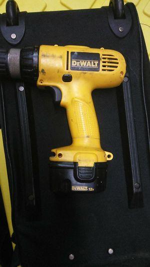 Dewalt 12v cordless drill for Sale in New Orleans, LA
