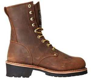 NEW Size 13 Wide - Georgia Work Boot Logger Brown for Sale in San Jose, CA