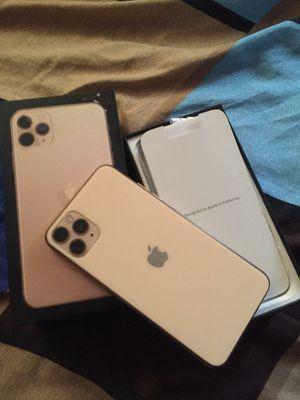 iPhone 11 pro max for Sale in Chula Vista, CA