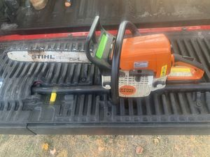 STIHL CHAINSAW MS250 for Sale in District Heights, MD