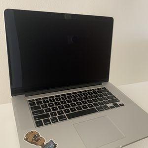2015 Apple - MacBook Pro 15.4 - Like New for Sale in Riverview, FL