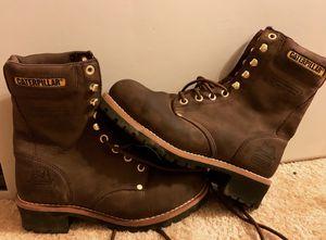 "Caterpillar work boots size ""10"" for Sale in Alexandria, VA"
