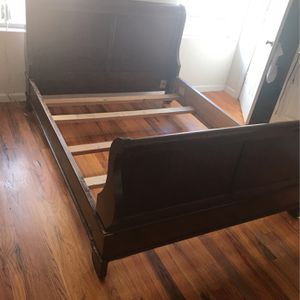 Queen Size Bed Frame for Sale in Jersey City, NJ