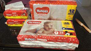 Huggies & Wipes for Sale in Ashburn, VA