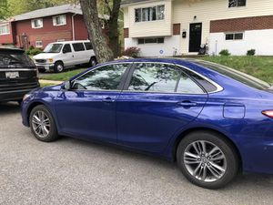 2015 Toyota Camry for Sale in Oxon Hill, MD