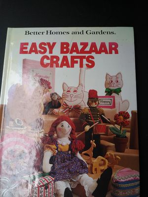 B H & G craft book for Sale in Wyoming, MN